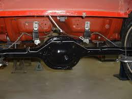 1968 mustang rear end rear axle brake lines vintage mustang forums