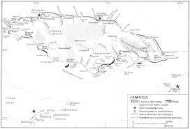 Map Jamaica Maps Of Jamaica