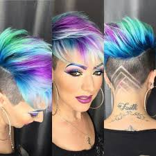 colorful short hair styles gallery short hairstyles color black hairstle picture