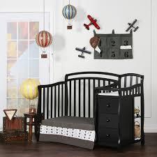 Mini Rocking Crib by Dream On Me Casco 4 In 1 Mini Crib And Dressing Table Combo