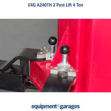 e4g a240th 2 post lift garage lifts u0026 equipment garage equipment