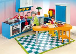 playmobil cuisine 5329 playmobil 5329 cuisine achat vente univers miniature cdiscount