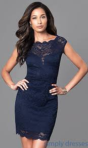 dresses for weddings navy blue lace wedding guest party dress navy blue dresses
