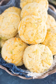 easy parmesan dill biscuits the gold lining