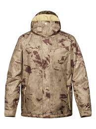 Harga Jaket Quiksilver mission printed 10k insulated jacket eqytj00073 quiksilver