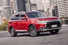 mitsubishi outlander 7 seater review 2017 mitsubishi outlander review