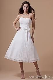 tea length plus size wedding dresses snowybridal com