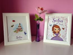 diy sofia the first room decor diy princess room decor ideas