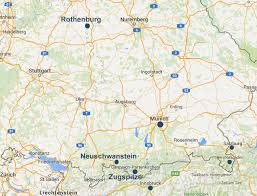 Rothenburg Germany Map by 10 Day Bavaria Itinerary Earth Trekkers