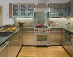 Subway Tile Backsplash Kitchen by Creative Kitchen With Subway Tile Backsplash H13 About Home Design
