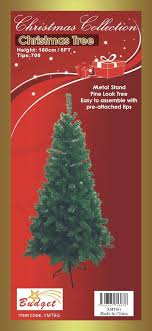 imperial pine green black tree premium artificial