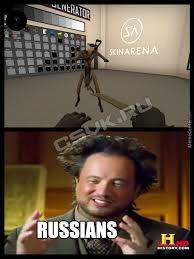 Russians Meme - russians in csgo by sebrokz meme center