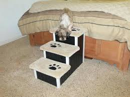 Bunk Bed With Steps Stools 3 Step Stool For Dogs Dog Bunk Beds With Stairs New
