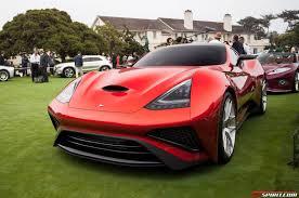 bright orange cars live blog monterey car week 2015 gtspirit