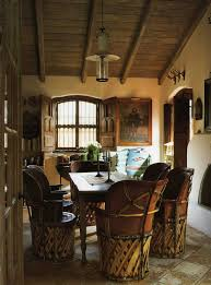 Spanish Colonial Dining Chairs Home Furnishings In The Spanish Colonial Style U2013 How It Works