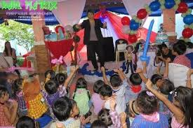 clown magician party host kiddie birthday party host magician birthday cavite