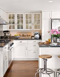 Images Of Cottage Kitchens - cottage decorating black and white decor