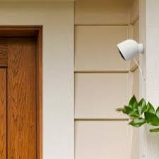 amazon com nest cam outdoor security camera 2 pack works with