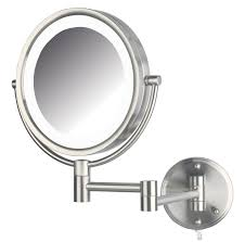 creative magnifying vanity mirrors bathroom for your interior home
