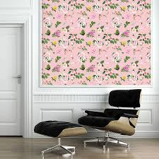 Peel And Stick Wallpaper by Decorating Beautiful Interior Wall Decor With Peel And Stick