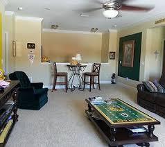 packers theme home decor painted furniture repurposing