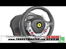 thrustmaster 458 italia review sim racing review thrustmaster s 458