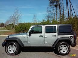 jeep billet silver 2016 jeep wrangler unlimited sport 4x4 in billet silver metallic