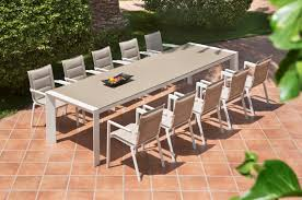 all weather dining table alchemy glass dining table couture outdoor