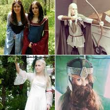 lord of the rings costumes popsugar tech