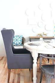 Dining Room Wingback Chairs Dining Room Wingback Chairs In The Dining Room Dining Room Sets