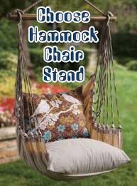 how to choose the best hammock chair stand for your family