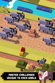 road apk disney crossy road android apps on play