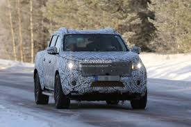 2018 mercedes benz x class spied in production trim pickup truck