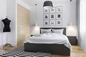 chambre blanc et noir 1001 idées pour choisir une couleur chambre adulte