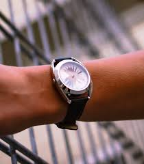 Wrist Watch For The Blind Time Traveller Landmarks For Time Zones Mr Jones Watches