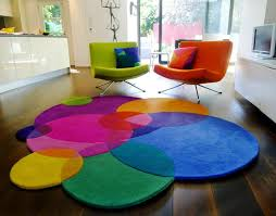 Colorful Modern Rugs Modern Area Rug Colorful The Furnish Your Home Floors