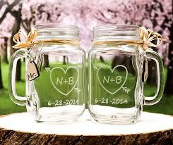 wedding gift glasses best 25 rustic wedding gifts ideas on country wedding