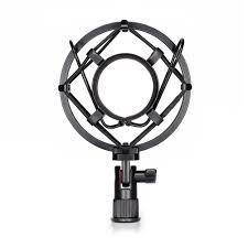 amazon com neewer black universal microphone shock mount holder