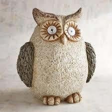 tall solar owl pier 1 imports