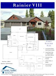 Eagle Homes Floor Plans by Eastern Washington U0026 Northern Idaho Homes