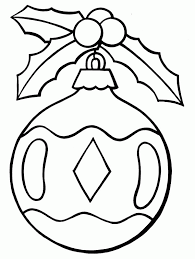 ornament coloring pages printable coloring home