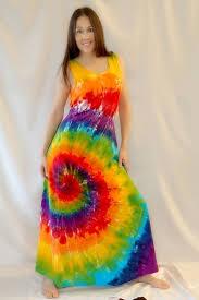 tie dye wedding dress tie dye rainbow swirl maxi dress