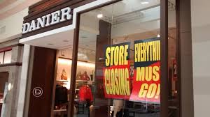 danier leather outlet danier leather goes into liquidation today sudbury