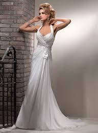 Chiffon Wedding Dresses Chiffon Wedding Dresses Auto Sangers