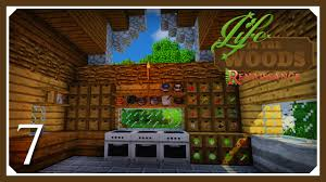 minecraft life in the woods renaissance hungry kitchen design