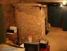 water well in basement you can see evidence of the manhattan well murder in the basement