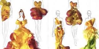 real petals artist grace ciao transforms real flower petals into beautiful