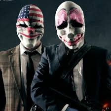 Payday Halloween Costume Payday 2 Xbox360 Payday360 Twitter