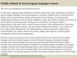 travel agent jobs images Travel agent job description onwe bioinnovate co jpg