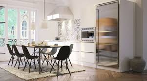 cuisine sur parquet du parquet dans votre cuisine